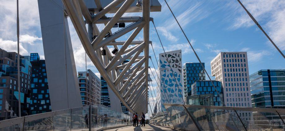 Oslo építkezés